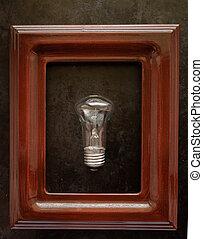 frame., ランプ