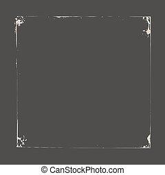 frame art ink background