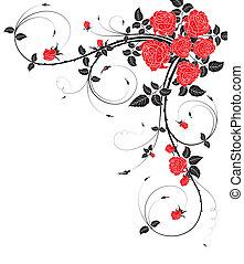 frame, bloem