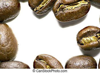 frame, boon, koffie