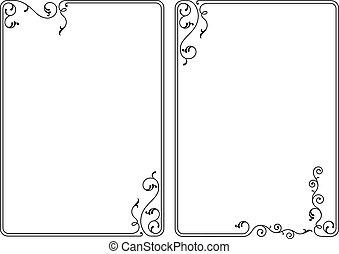 frame border design. Border Design Illustrations And Stock Art 547206 Frame U