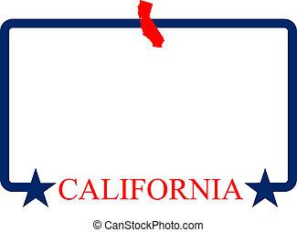 frame, californië