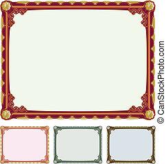 frame, deco, kunst