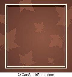 Frame design Thankgiving theme collection vector...