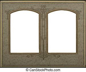 frame double