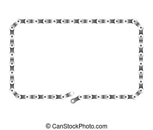 frame, fiets ketting