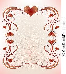 frame for valentines day