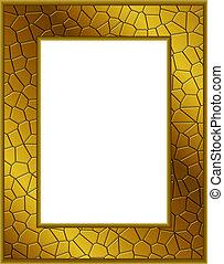 Frame - Gold 1