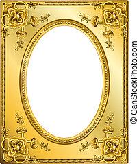 Frame Gold - 3