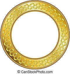 Frame Gold - Round 1