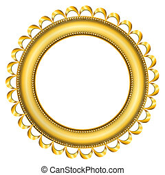 Frame Gold - Round 2