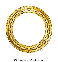 Frame Gold - Round 3