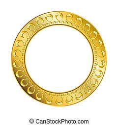 Frame Gold - Round 4