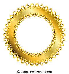 Frame Gold - Round 5