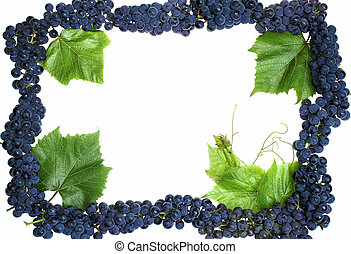 Frame grape