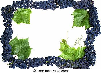 Frame grape