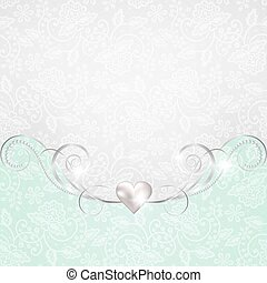 frame, juwelen, achtergrond