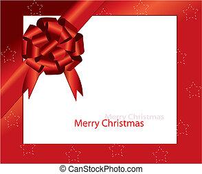 frame, kerstmis