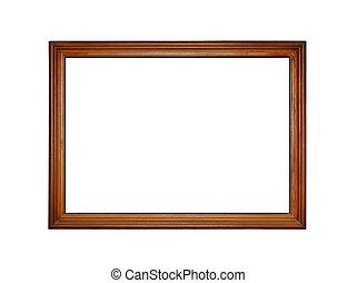frame madeira, quadro