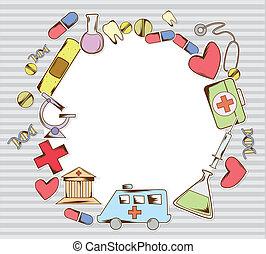 frame medical equipment