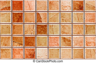 frame mosaic tile background