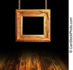 frame, oud