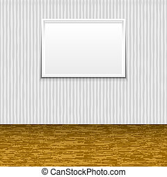 frame parede