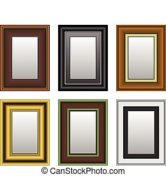 Frame Picture Photo Mirror