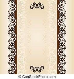 frame, set-04, ornament, kalligrafie