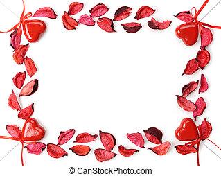 frame, valentines dag