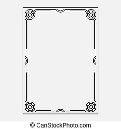 Frame Vector, original design