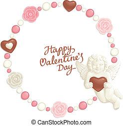 frame, versuikeren, valentijn