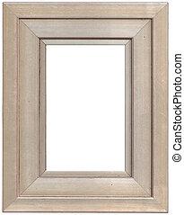 frame, witte achtergrond