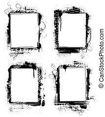 frames, гранж