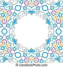 frames., bordo, congegni, formalità, circolare
