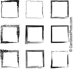 Frames pattern (set01)