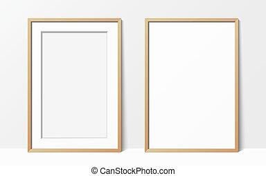 frames., vettore, set
