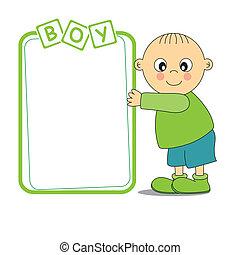 framework baby boy