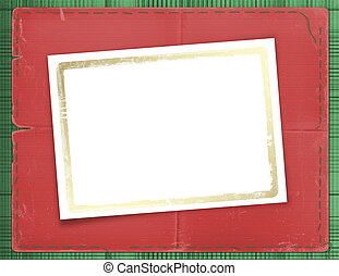 Framework for a photo or invitations. A beautiful background.