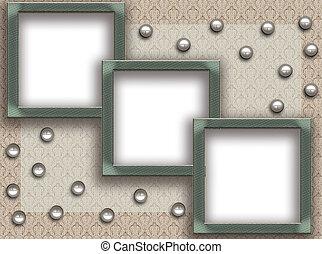 Framework for a photo