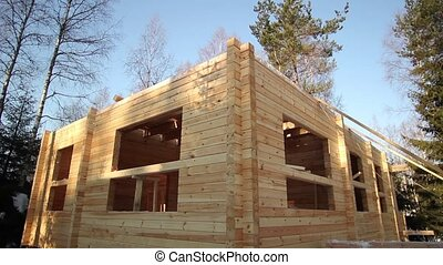 Framework, Frame, Wood Construction - Wood Construction in...