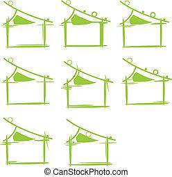 frameworks, foto