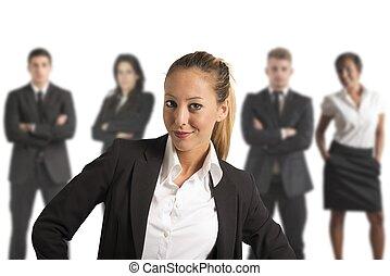 framgångsrik, affärsverksamhet lag