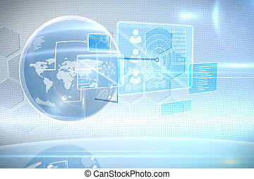 framtidstrogen, teknologi, gräns flat