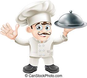 francés, chef