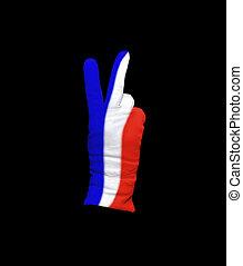 francés, victoria