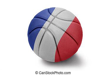 francais, basket-ball