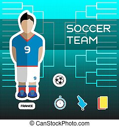 france, équipe foot