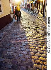 france., パリ, montmartre
