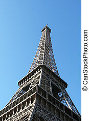 france., eiffel, parijs, toren
